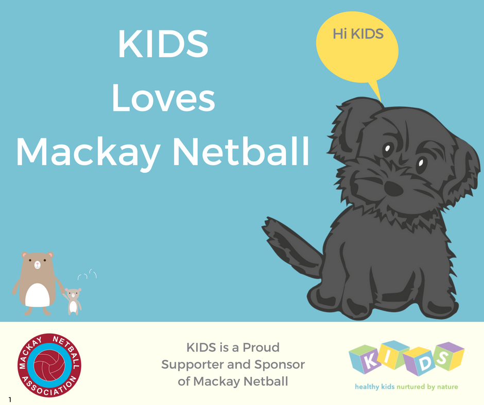KIDS Loves Mackay Netball