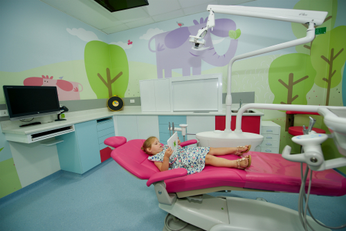What is a Children's Dentist?