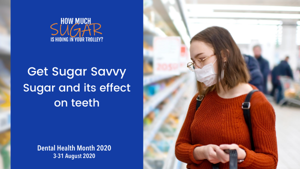 Dental Health Month 2020 - Sugar and its effect on teeth