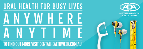 Celebrating Dental Health Week 2017 - Oral Health for Busy Lives