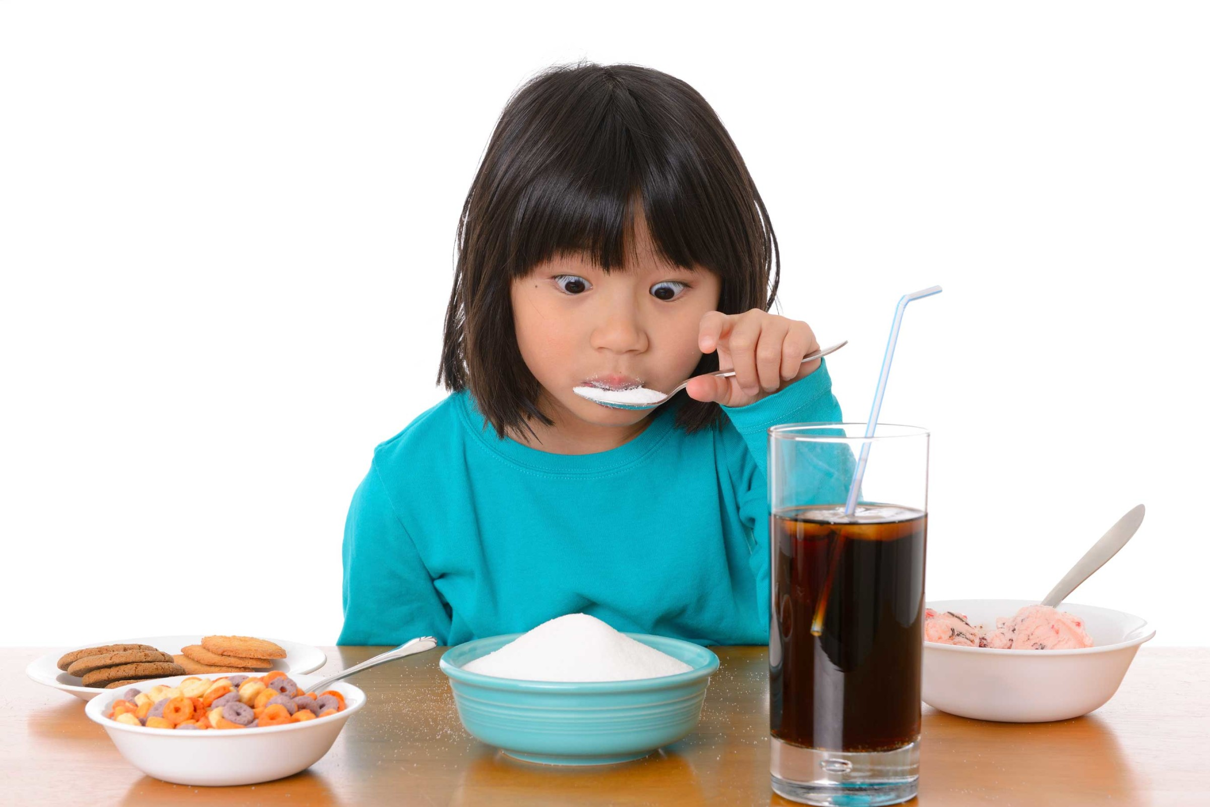 How Sugar could be Detrimentally Impacting your Child