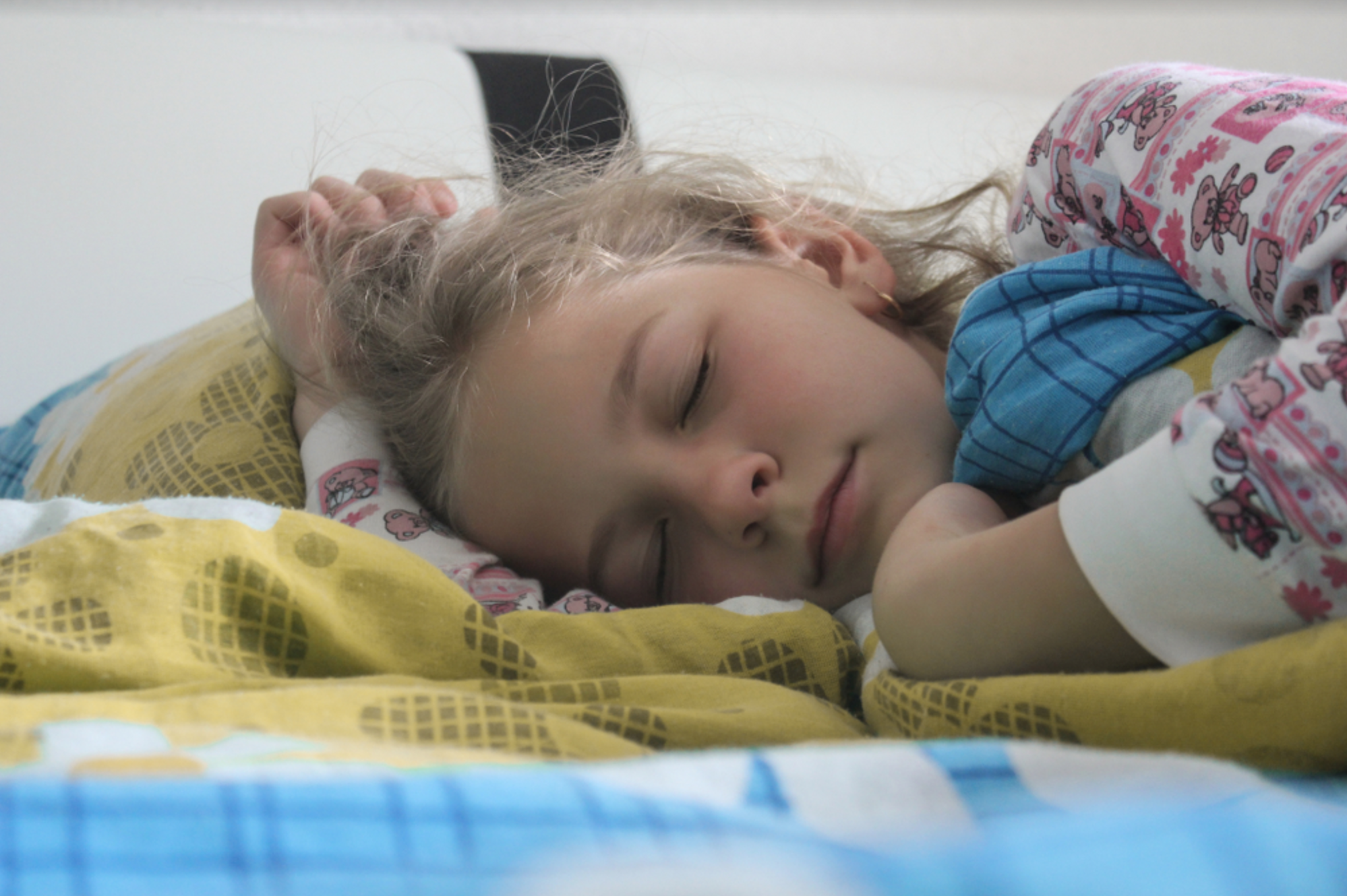 My child snores, should I be worried?