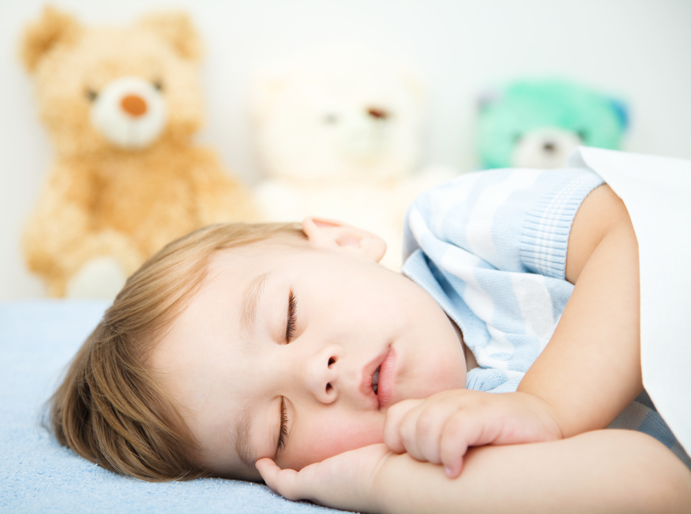 Fixing your toddler's sleep issues